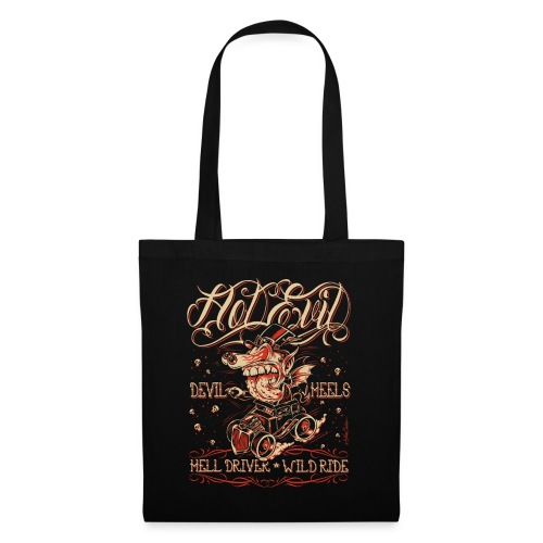 Hot Evil - Tote Bag