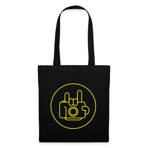 logo-kontur_1c_yellow - Tote Bag