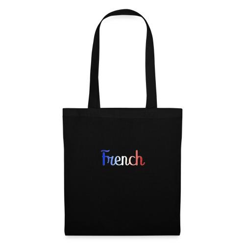 French - Sac en tissu