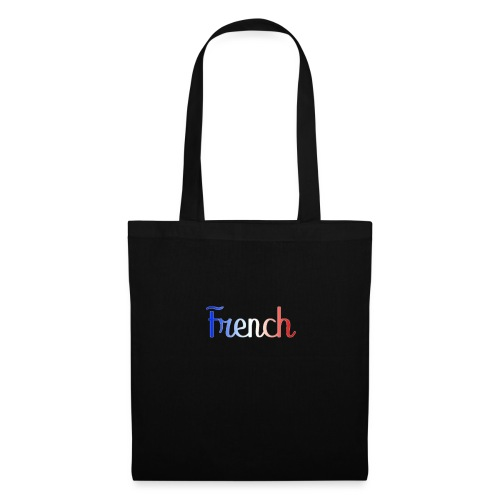 French - Tote Bag