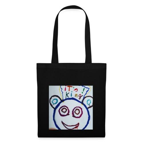 de panda beer - Tas van stof
