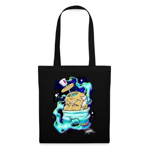 Spray Genius - Graffiti character design - Tote Bag
