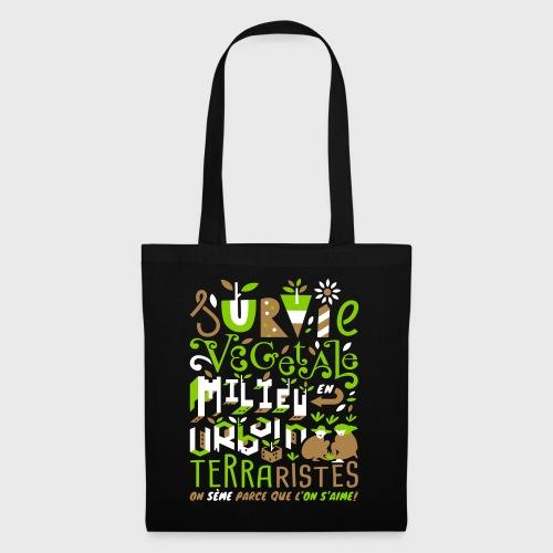 Green Guerilla - Tote Bag