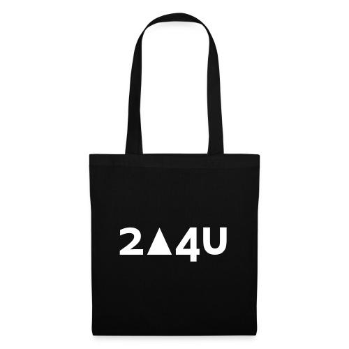 2△4U - Stoffbeutel