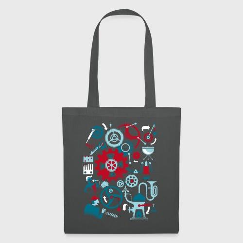 Machine musicale - Tote Bag