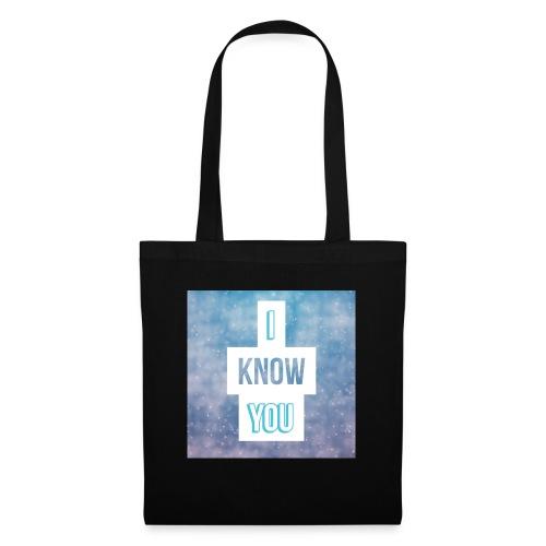 I_Know_You Logo - Stoffbeutel
