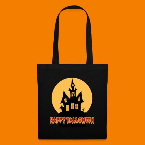 Happy Halloween - Tygväska