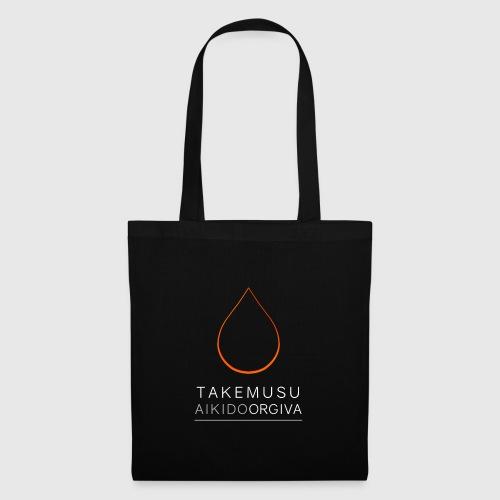 Takemusu Aikido Orgiva - Fire - Tote Bag