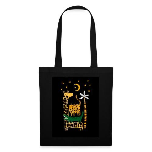 animals at night - Tote Bag
