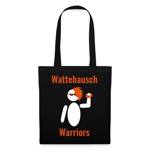 Wattebausch Warriors Orange II - Stoffbeutel