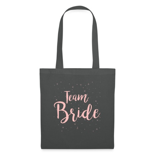 Team Bride - Stoffbeutel