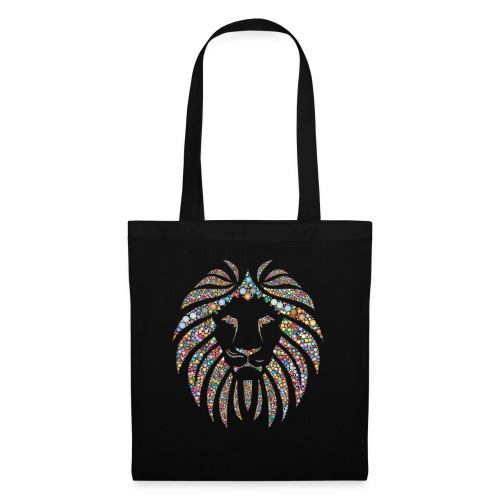 lion design - Sac en tissu