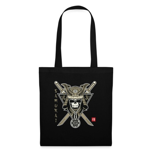 Vampire Samurai - Sac en tissu