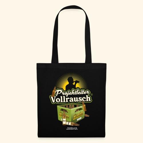 Bier T-Shirt Projektleiter Vollrausch® - Stoffbeutel