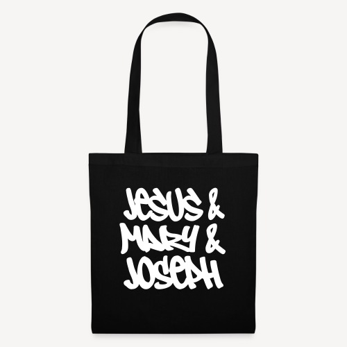 JESUS MARY AND JOSEPH - Tote Bag