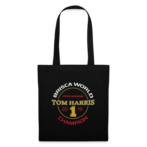 Tom Harris Brisca World Champion 2019 - Tote Bag