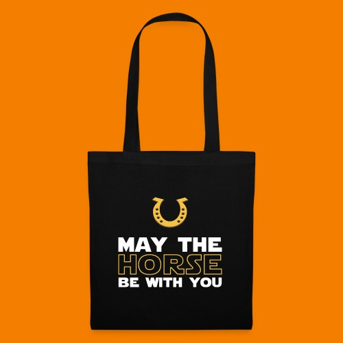 May the horse be with you - Tygväska