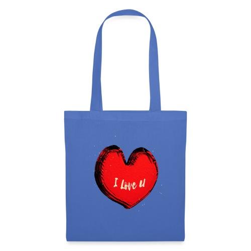 I love U - Tote Bag