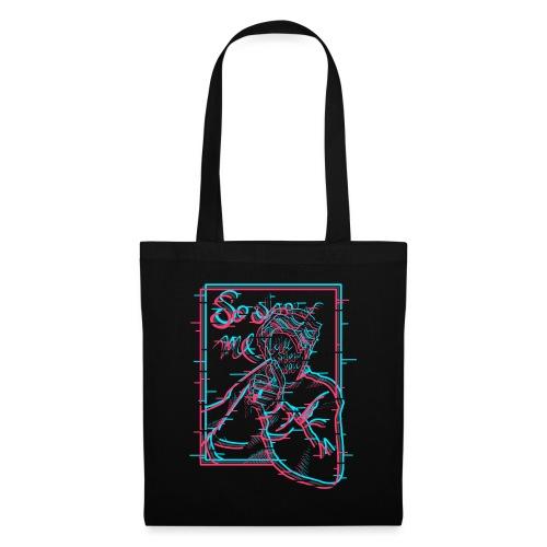So show me I'll show you - glitch - Tote Bag