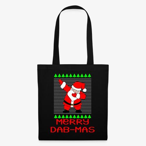 Merry Dab-Mas Ugly Xmas - Stoffbeutel