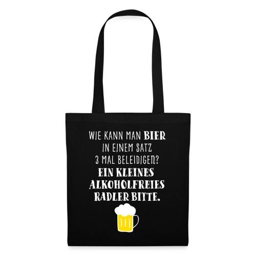 Bier T Shirt Geschenk Biergeschenke Männer - Stoffbeutel