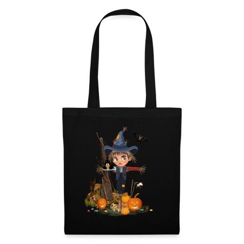 halloween - Bolsa de tela