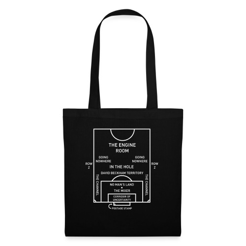 Football Pitch.png - Tote Bag