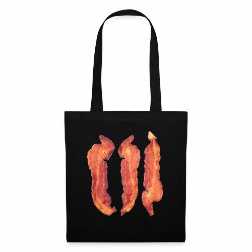 Bacon Strips - Borsa di stoffa
