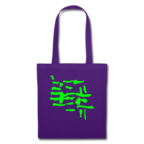 Structure / VINTAGE abstract - Tote Bag