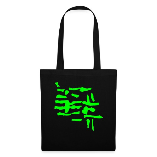 Structure / pattern - VINTAGE abstract - Tote Bag