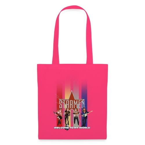 Starmen - Colors - Tote Bag
