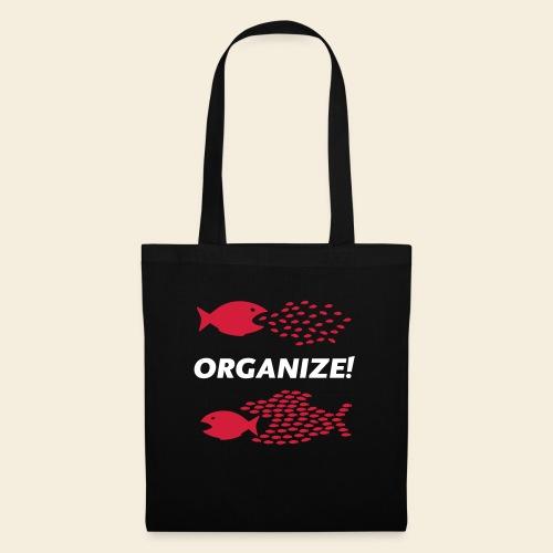 Organize! - Stoffbeutel
