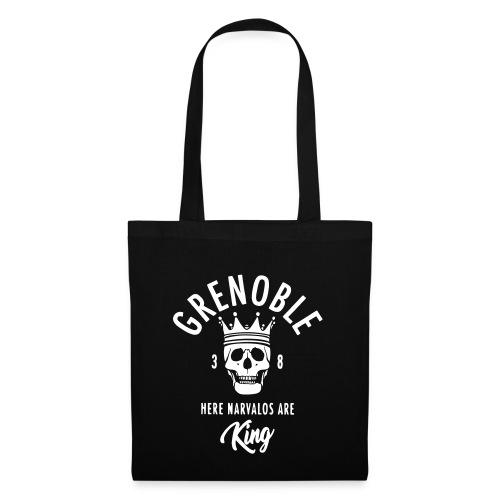grenoble narvalo - Tote Bag