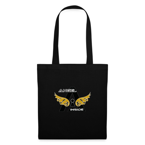 ANGEL INSIDE2-01 - Borsa di stoffa