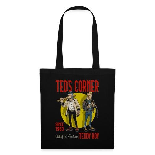 El rincón de Ted salvaje y furioso - Bolsa de tela