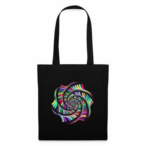 Prismatic Hexagonal Art 2 - Tote Bag