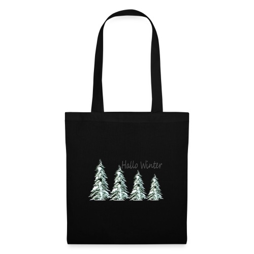 T-shirt Homme hiver - Tote Bag