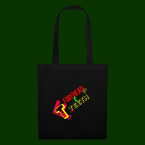 forehead and teeth full design - Tote Bag