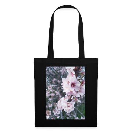 Vetement avec image fleurs de sakura - Sac en tissu