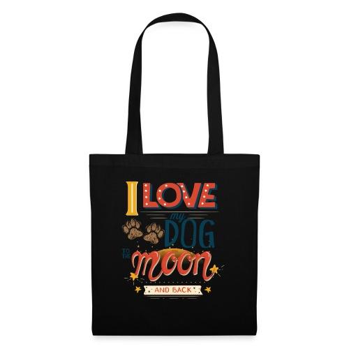 Moon Dog Light - Tygväska