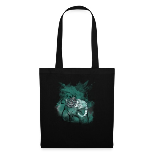 Cat chester - Bolsa de tela