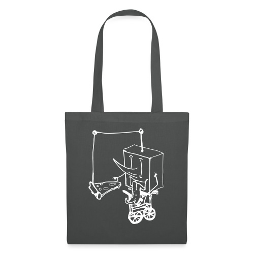 dude food - Tote Bag