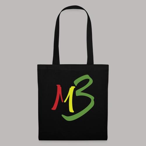 MB13 Logo rasta1 - Tote Bag