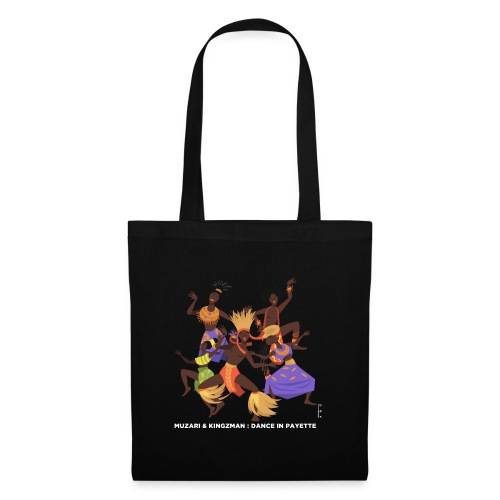 DANCE IN PAYETTE fw - Tote Bag