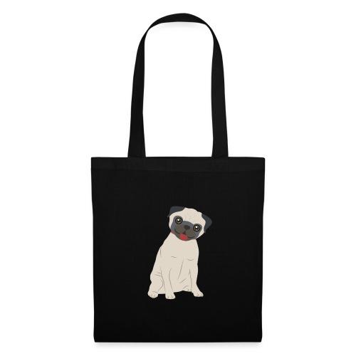Pugs Lovers - Bolsa de tela