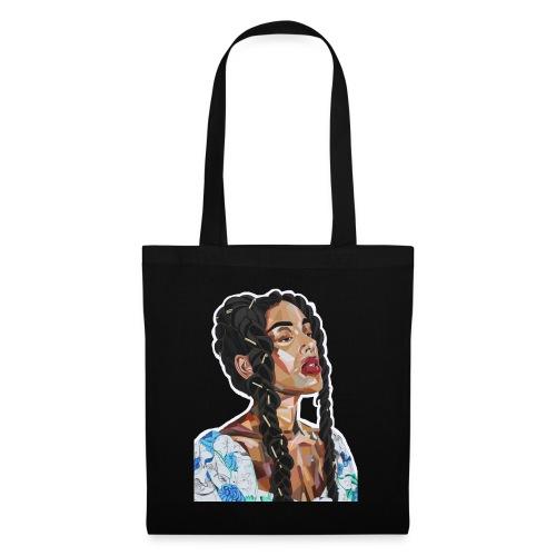 Black Rapunzel - Tote Bag