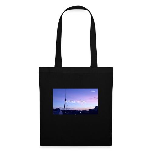 Purple Timing - Tote Bag