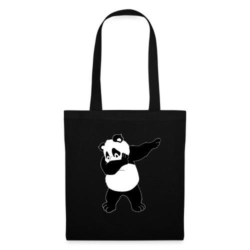 Dabbing Panda Bär - Stoffbeutel