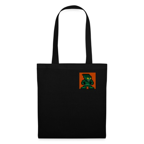 Green Goblin Pixel - Tote Bag