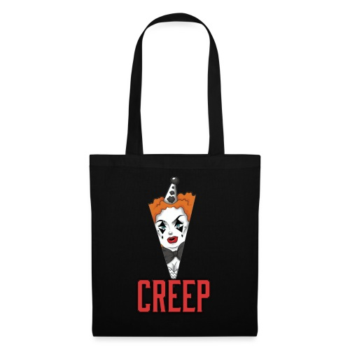 CREEPY VEE - Tote Bag